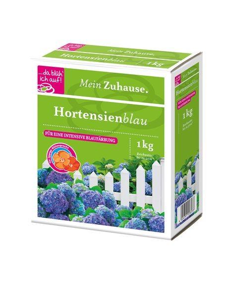 da blüh ich auf Hortensienblau - 1 kg