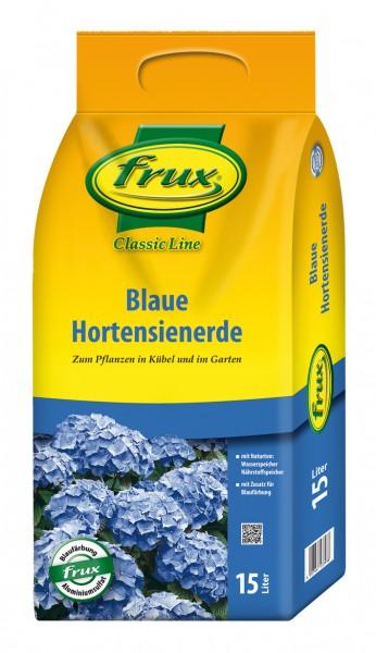 Frux Hortensienerde blau - 15 Liter