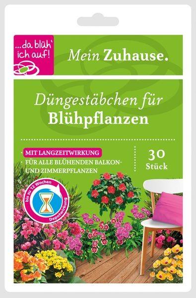 da blüh ich auf Düngestäbchen - Für Blühpflanzen