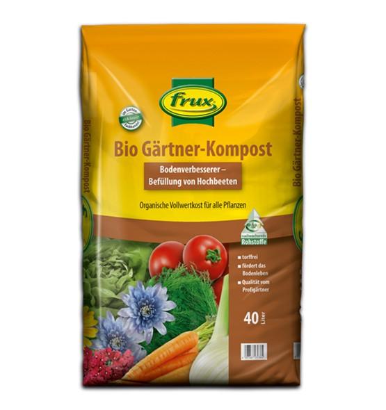 Frux Gärtnerkompost - 40 Liter