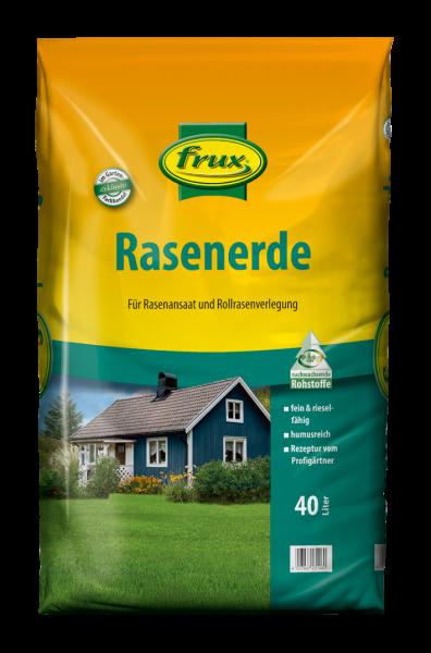 frux Rasenerde - 40 Liter