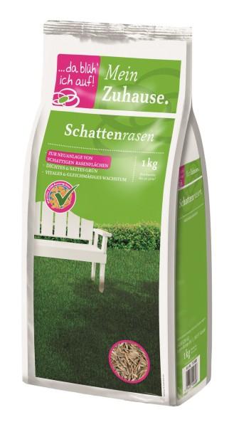 dbia Schattenrasen 1kg - Rasensaat