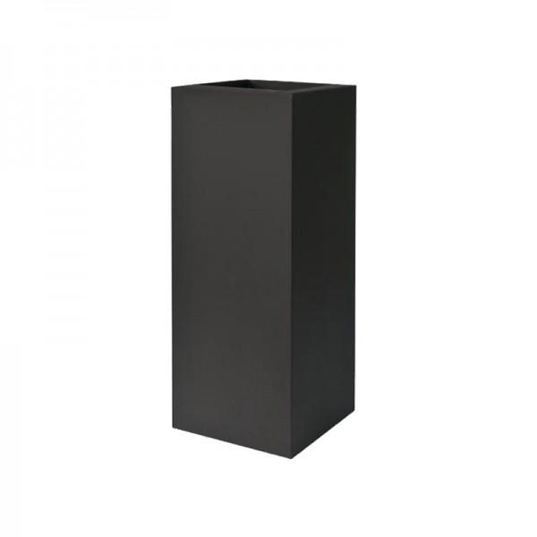 euro3plast KUBE Tower Nero - 30x30x90cm