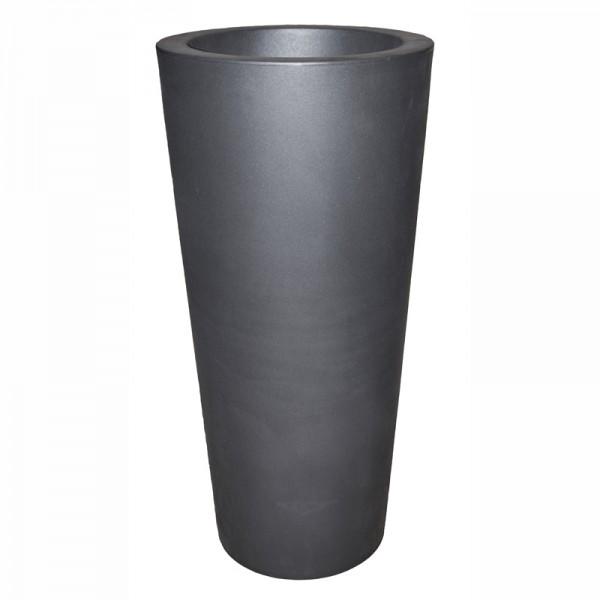 euro3plast Vase Ilie - 42/90cm 19 Ltr. Nero