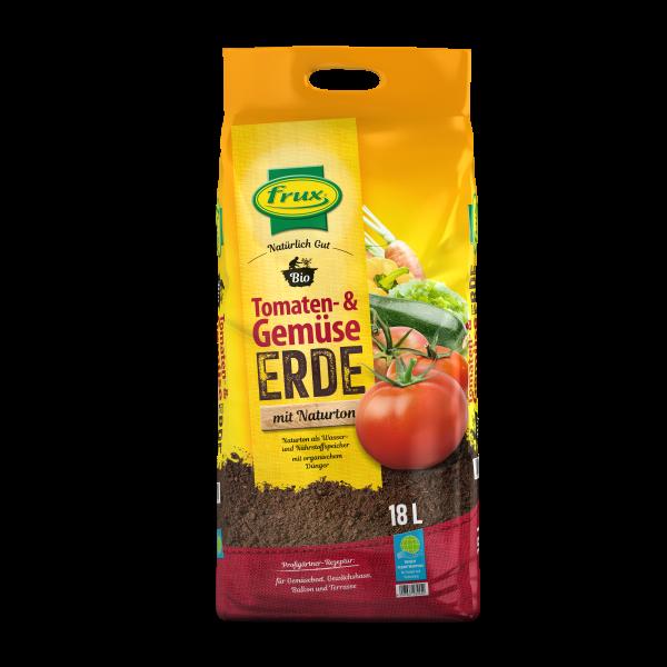 Frux Bio-Line-Tomaten- & Gemüseerde - 18 Liter