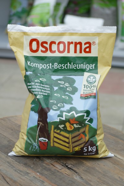 Oscorna-Kompost-Beschleuniger - 5 kg Bodenhilfsstoff