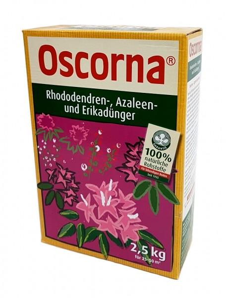 Oscorna-Rhododendrendünger - 2,5 kg Organischer NPK-Dünger