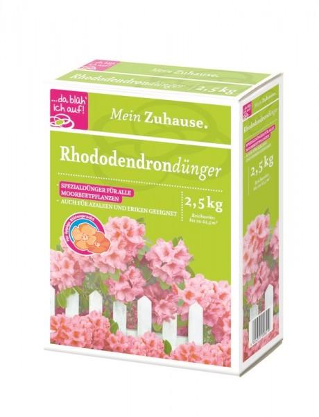 da blüh ich auf Rhododendrondünger - 2,5 kg