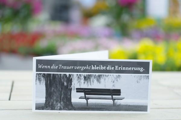 Trauer-Geschenkgutschein 30€ für die Landgärtnerei Beier