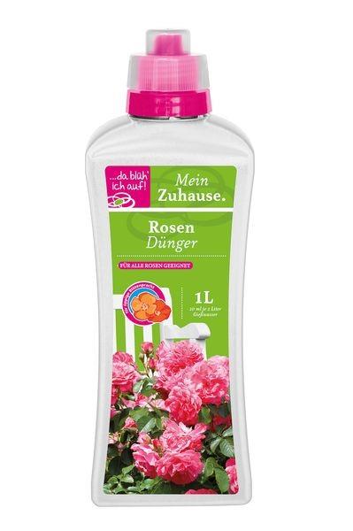 da blüh ich auf Rosendünger - 1 Liter