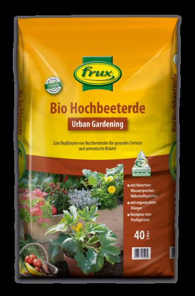 Frux Hochbeeterde-Urban Gardening - 40 Liter