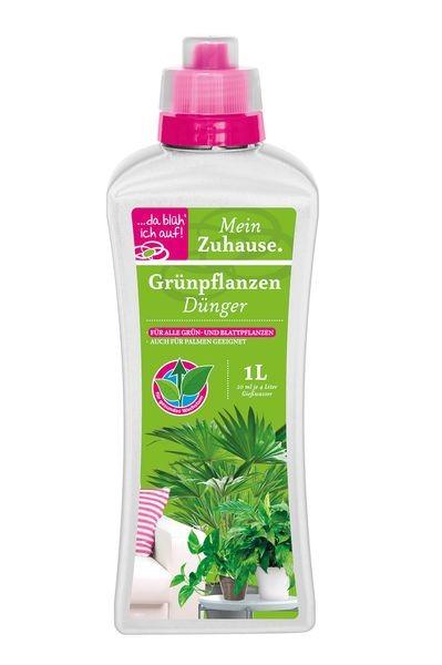 da blüh ich auf Grünpflanzendünger - 1 Liter