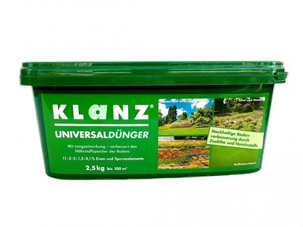 Klanz® Universaldünger 2,5kg