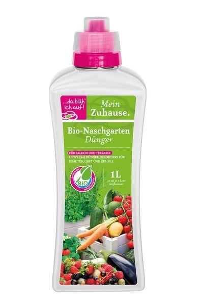 da blüh ich auf Bio Naschgartendünger - 1 Liter