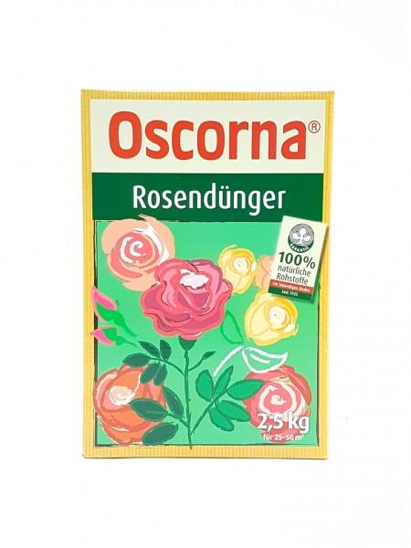 Oscorna-Rosendünger - 2,5 kg Organischer NPK-Dünger