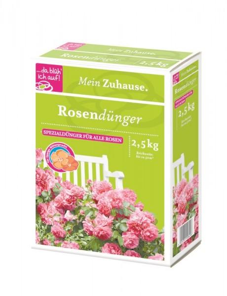 da blüh ich auf Rosendünger - 2,5 kg